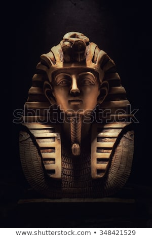 ancient egypt statue in Giza Stock photo © Mikko