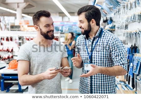 Salesman Stock photo © photography33