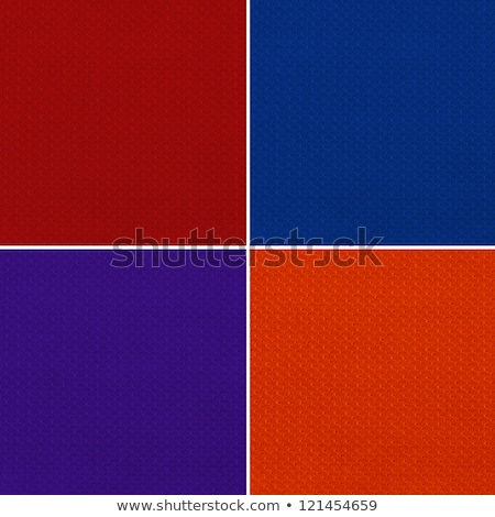 Kraliyet mavi spor tekstil Stok fotoğraf © grivet