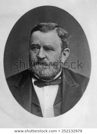 Ulysses S. Grant  Stock photo © badmanproduction