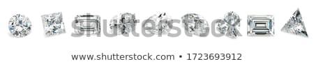 Stockfoto: Jewel In The Shape Of Heart