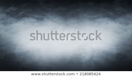 Blue cigarette light over white Stock photo © lucielang
