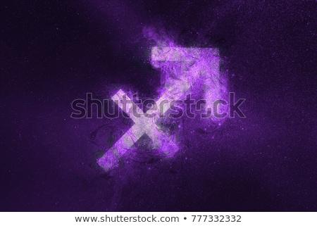 Zodíaco imagem assinar terra calendário futuro Foto stock © cteconsulting