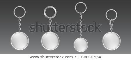 metal key Stock photo © shutswis