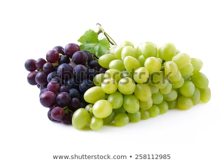 red and white grapes stock photo © anonedsgn
