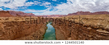 Marble Canyon, Colorado River – Arizona, USA Stock photo © Pegasi8Imagery