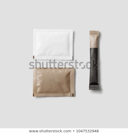 A packet of sugar Stock photo © bluering