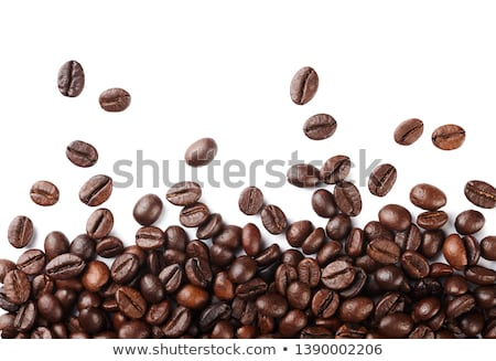 medium roasted arabica coffee beans stock photo © digifoodstock