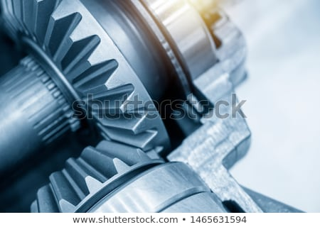 автомобиль Gear дизайна прибыль на акцию технологий промышленности Сток-фото © sdCrea