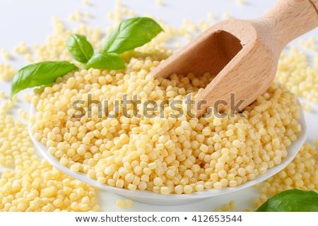 Tarhonya - Hungarian bead-like pasta Stock photo © Digifoodstock