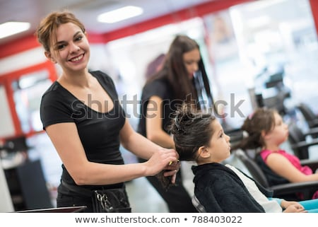 beauty salon  4 Stock photo © Olena