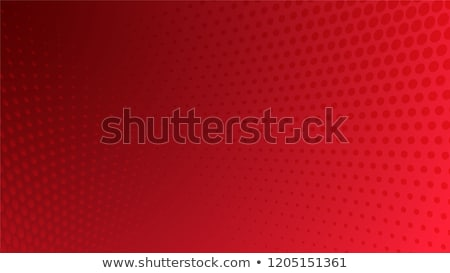 Technologie Rood communicatie meetkundig lijnen donkere Stockfoto © alexaldo