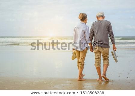 akta · mappák · nyugdíj · biztonság · iratok · kártya - stock fotó © devon