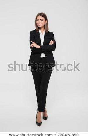 Elegancki działalności kobiet dość dziewcząt Zdjęcia stock © robuart