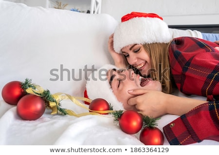Falling Woman Wearing a Top hat Stock photo © piedmontphoto