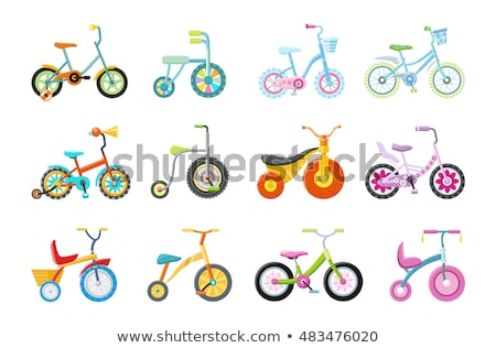 Toy Bike Stock photo © sifis