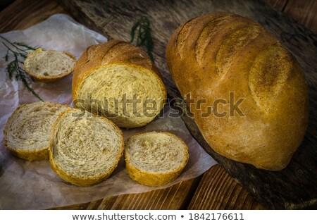 ベーカリー ペルー パン ストックフォト © photoblueice