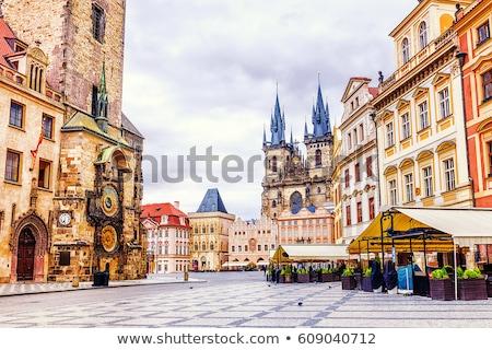 Stare Mesto Square Stock photo © SimpleFoto