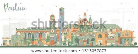 Architecture of Padua Stock photo © simply