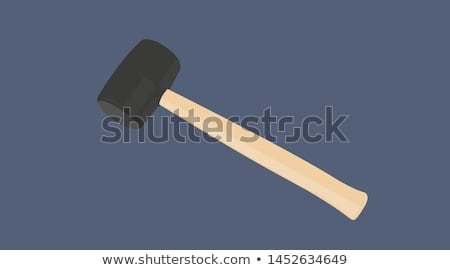 Workman with a mallet Stock photo © photography33