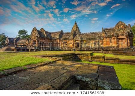 Phanom Rung Castle Stock photo © Witthaya