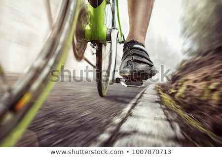 bicycle pedal Stock photo © FOKA