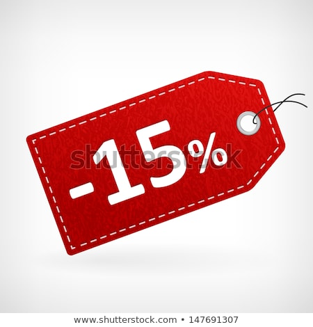Sold Retail Price Tag Sign Stock photo © Lightsource