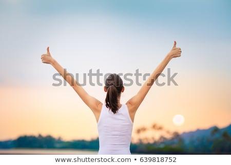 positive attitude stock photo © lightsource