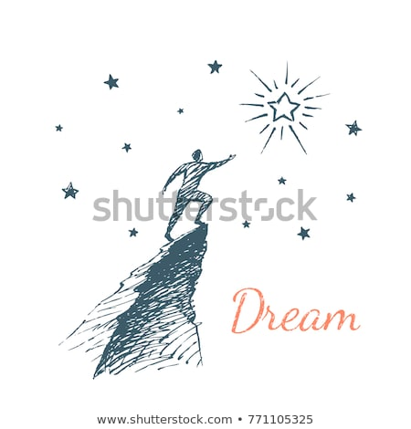 Dreaming Of Success Stock photo © Lightsource