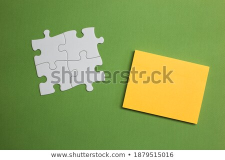 Partnership Words on Green Target. Stock photo © tashatuvango