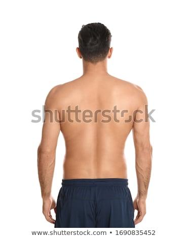 Male back  Stock photo © pressmaster