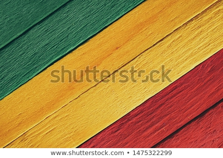 Bandeira abstrato folha preto grama médico Foto stock © Bigalbaloo