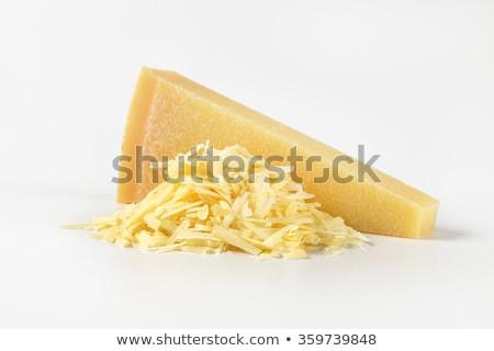 パルメザンチーズ ウェッジ 新鮮な トマト バジル 食品 ストックフォト © Digifoodstock