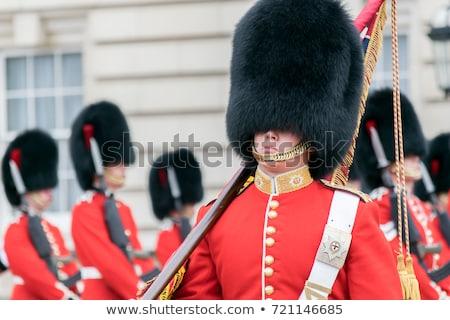 becsület · őr · szín · Egyesült · Államok · férfi · biztonság - stock fotó © 5xinc