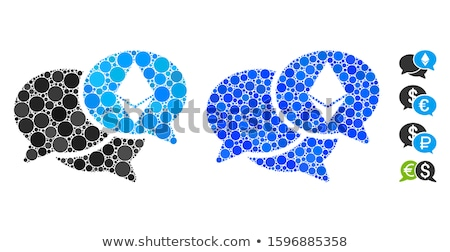 Webinar wiadomości ikona wektora piktogram aplikacja Zdjęcia stock © ahasoft