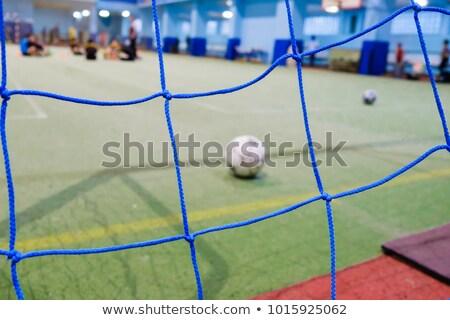 футбола трава Футбол мяча Сток-фото © wavebreak_media