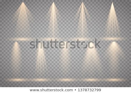 lamps lights transparent empty background stock photo © romvo
