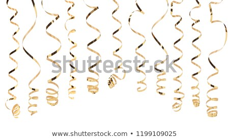 christmas decorations hanging on a string line stock photo © marilyna
