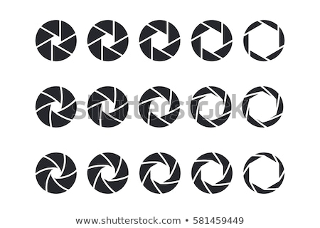 cameras with lens photographer and equipment icon stock photo © robuart