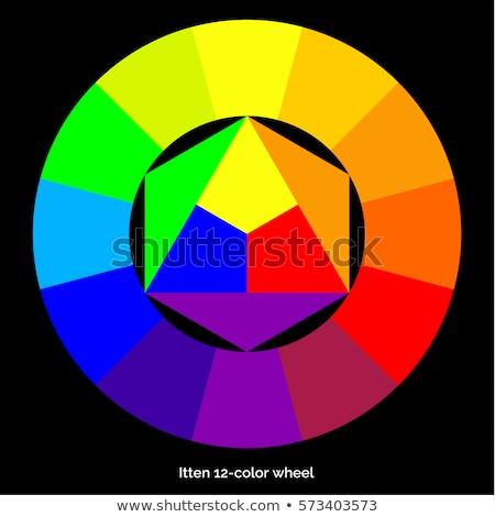 vektor · szimbólum · ikon · gyűjtemény · háló · háttér · zászló - stock fotó © doomko