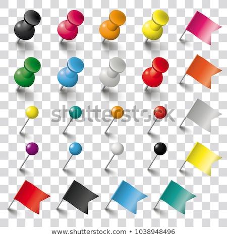 Pin flag Stock photo © montego