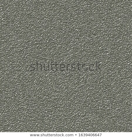 Seamless cast iron texture closeup background. Stock photo © Leonardi