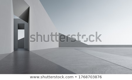 Architecture concept stock photo © BrunoWeltmann