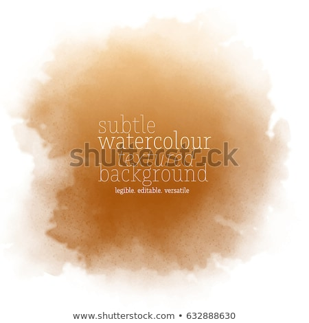 paper on wooden brown background stock photo © adamson