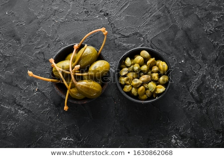 marinated capers Stock photo © jirkaejc