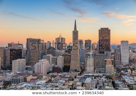 coit tower san francisco california stock photo © lunamarina