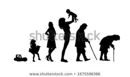 женщину жизни красивая женщина Сток-фото © meltem