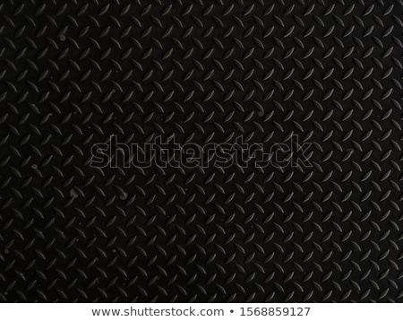 Metal acero placa brillante círculos textura Foto stock © Oakozhan