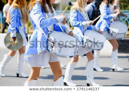 Majorette parade Stock photo © adrenalina
