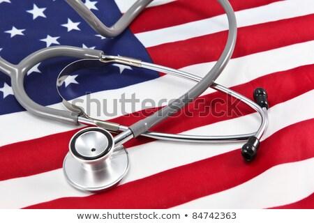 gezondheidszorg · hervorming · voorraad · afbeelding · vrouwelijke · arts - stockfoto © lightsource